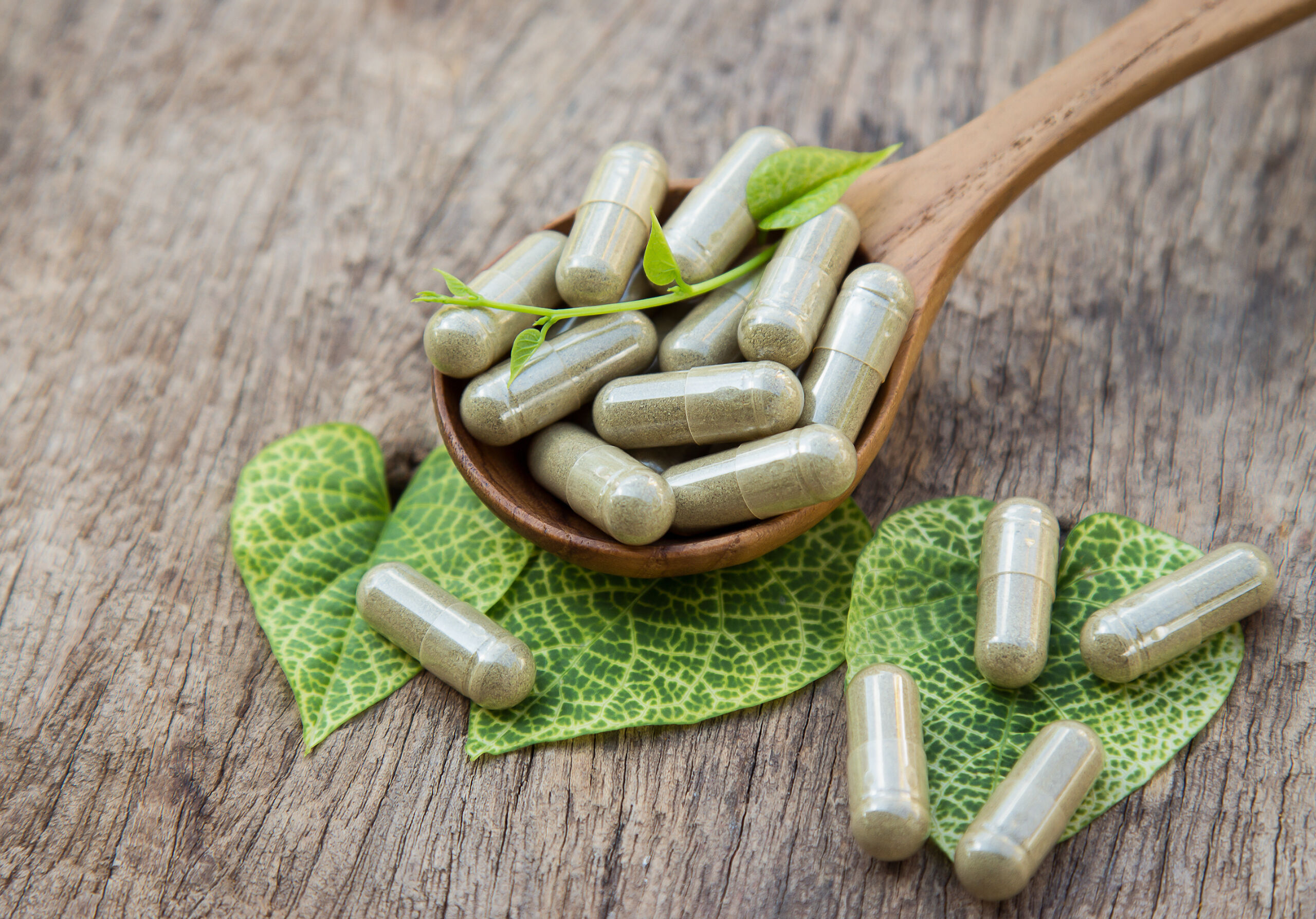 Herbal Supplements for Addiction and Recovery